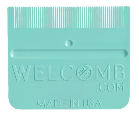 WelComb® 2-pack