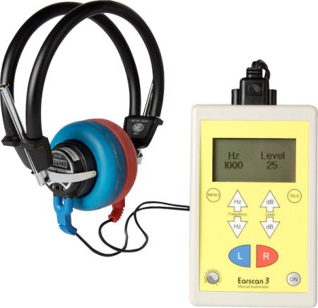 Earscan® 3 Manual Audiometer