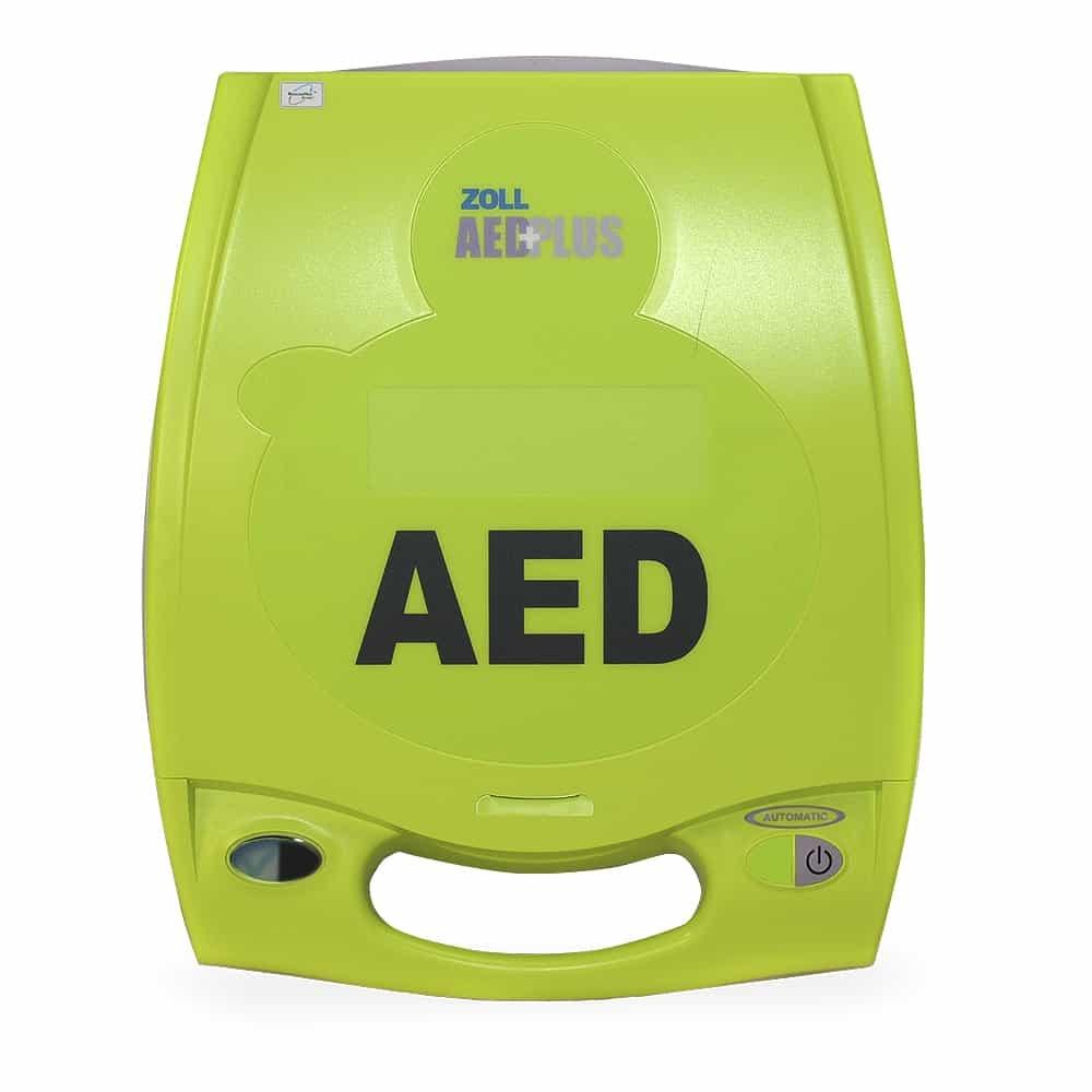 Zoll® AED Plus Semi-Automatic Defibrillator