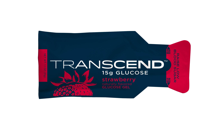 Transcend™ Glucose Gel, 15 Gram Pack