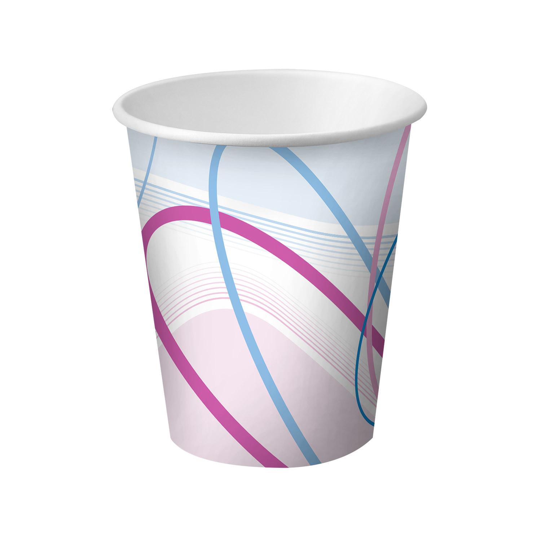 Economy 3 oz. Paper Cups, 100/Tube