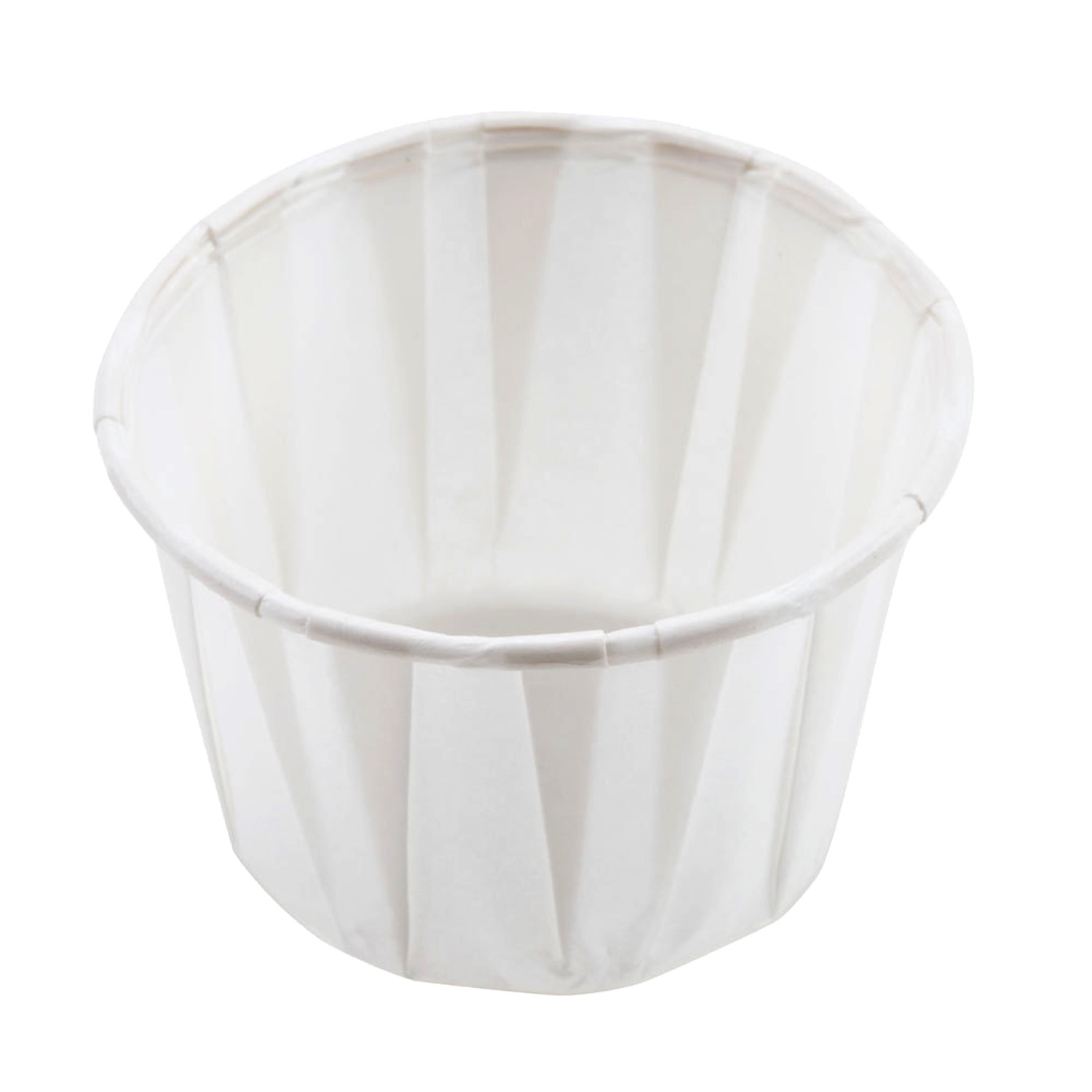 .75 oz Paper Souffle Cups. 250/Tube