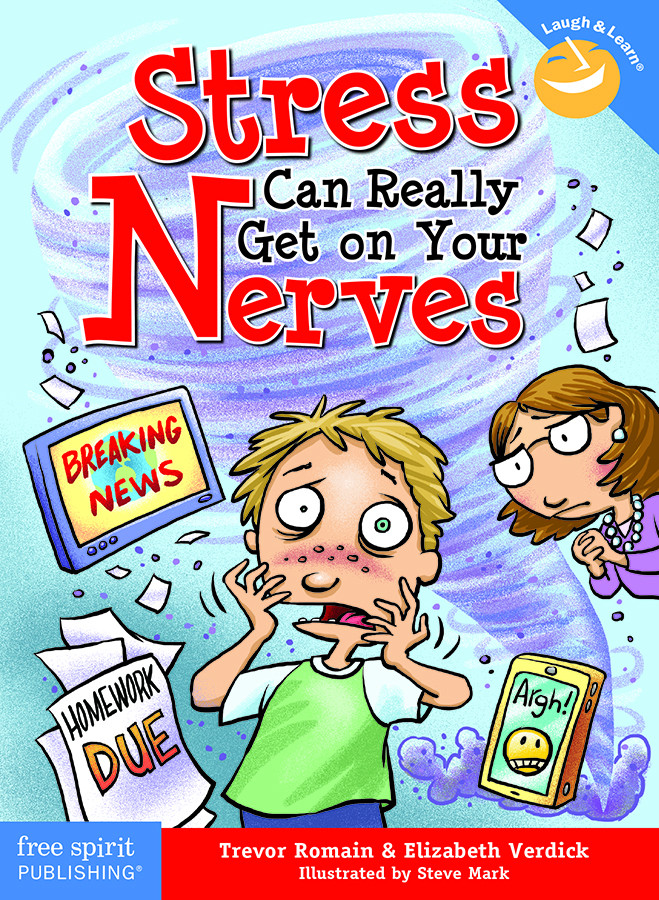 Stress Can Really Get On Your Nerves