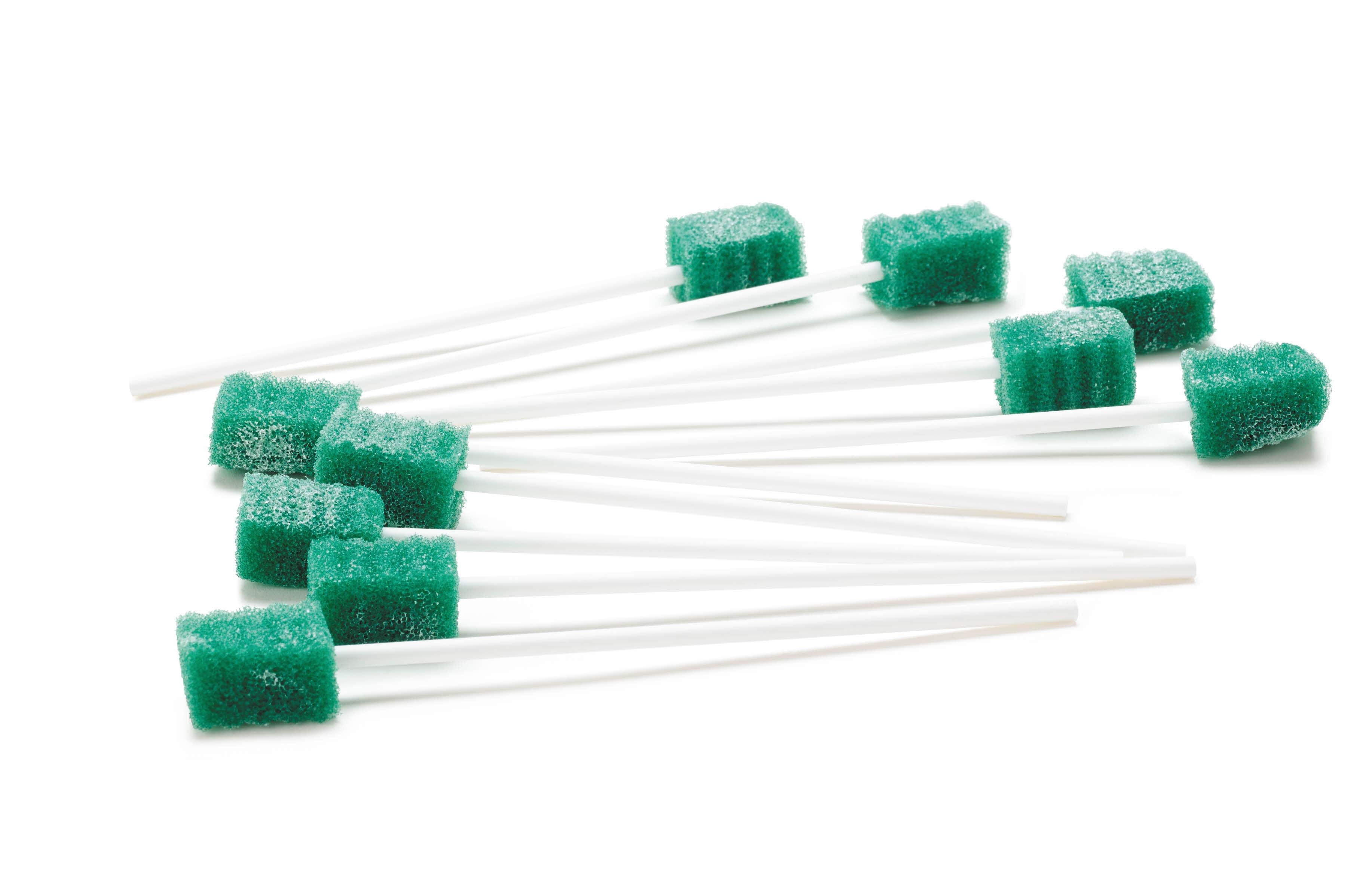 DenTips Oral Swabsticks, 10 per pack