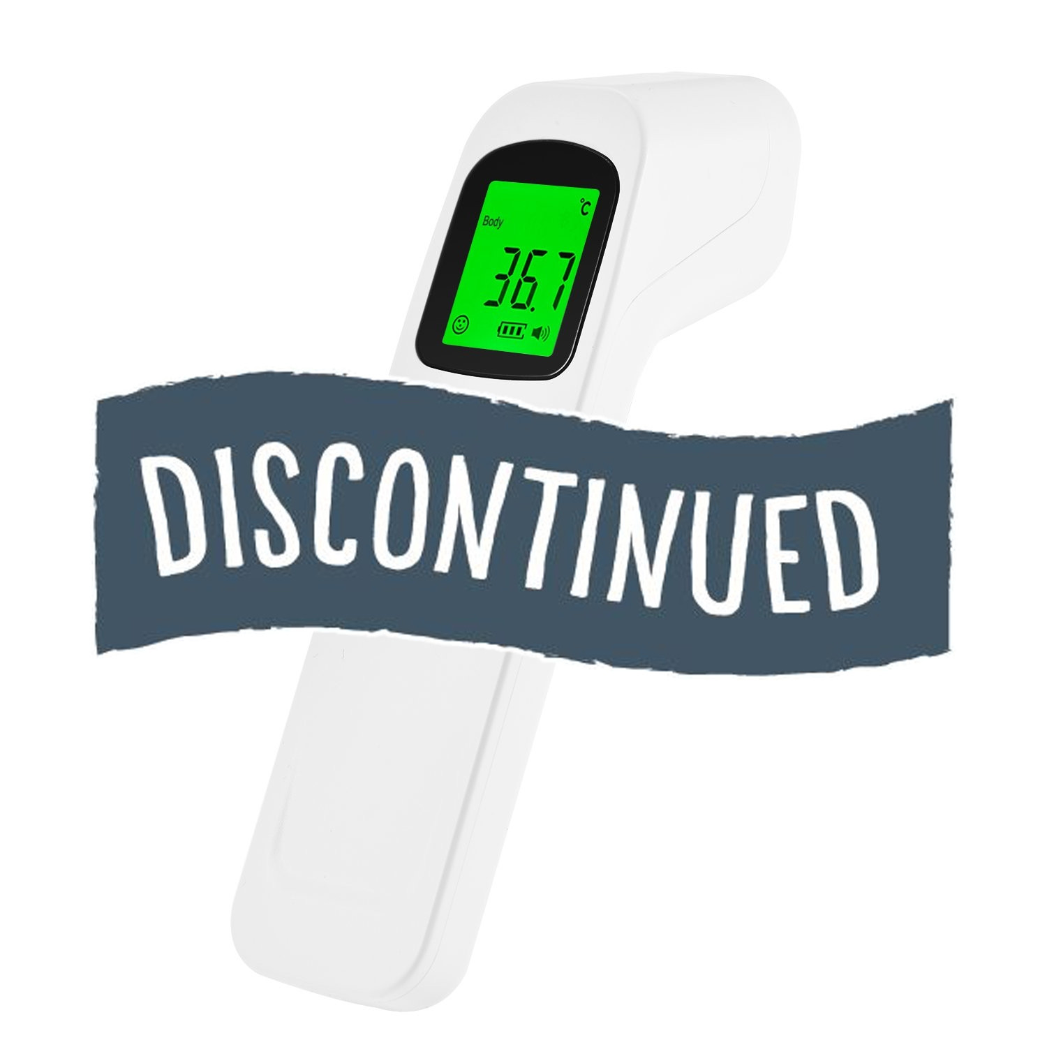 (Discontinued) Phicon Non-Contact Infrared Thermometer