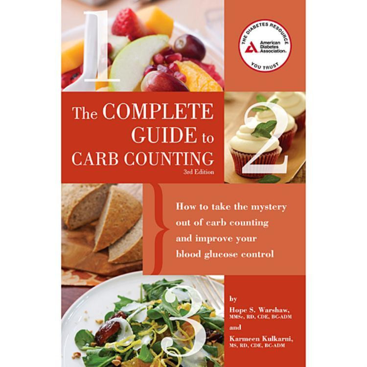 ADA Complete Guide to Carb Counting (2nd Edition)