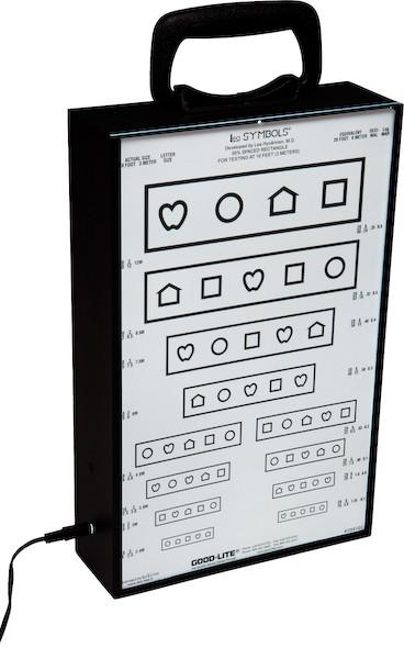 Good-Lite® ESV1200™ Quantum™ Vision Screening Cabinet