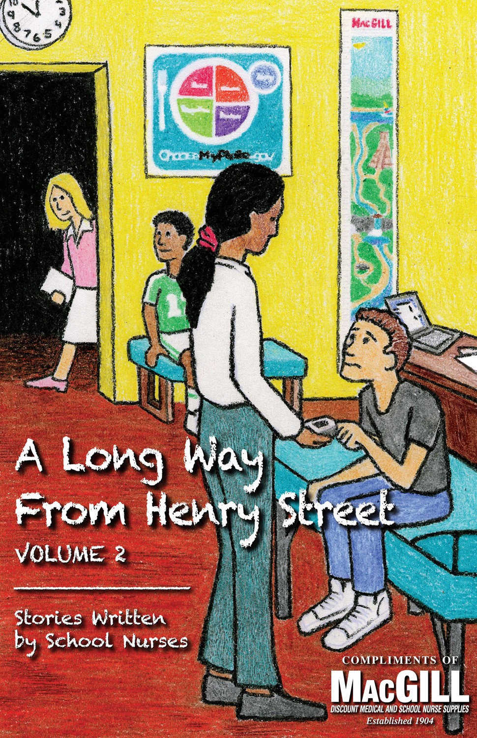 A Long Way from Henry Street, Vol 2 (limit one per order)