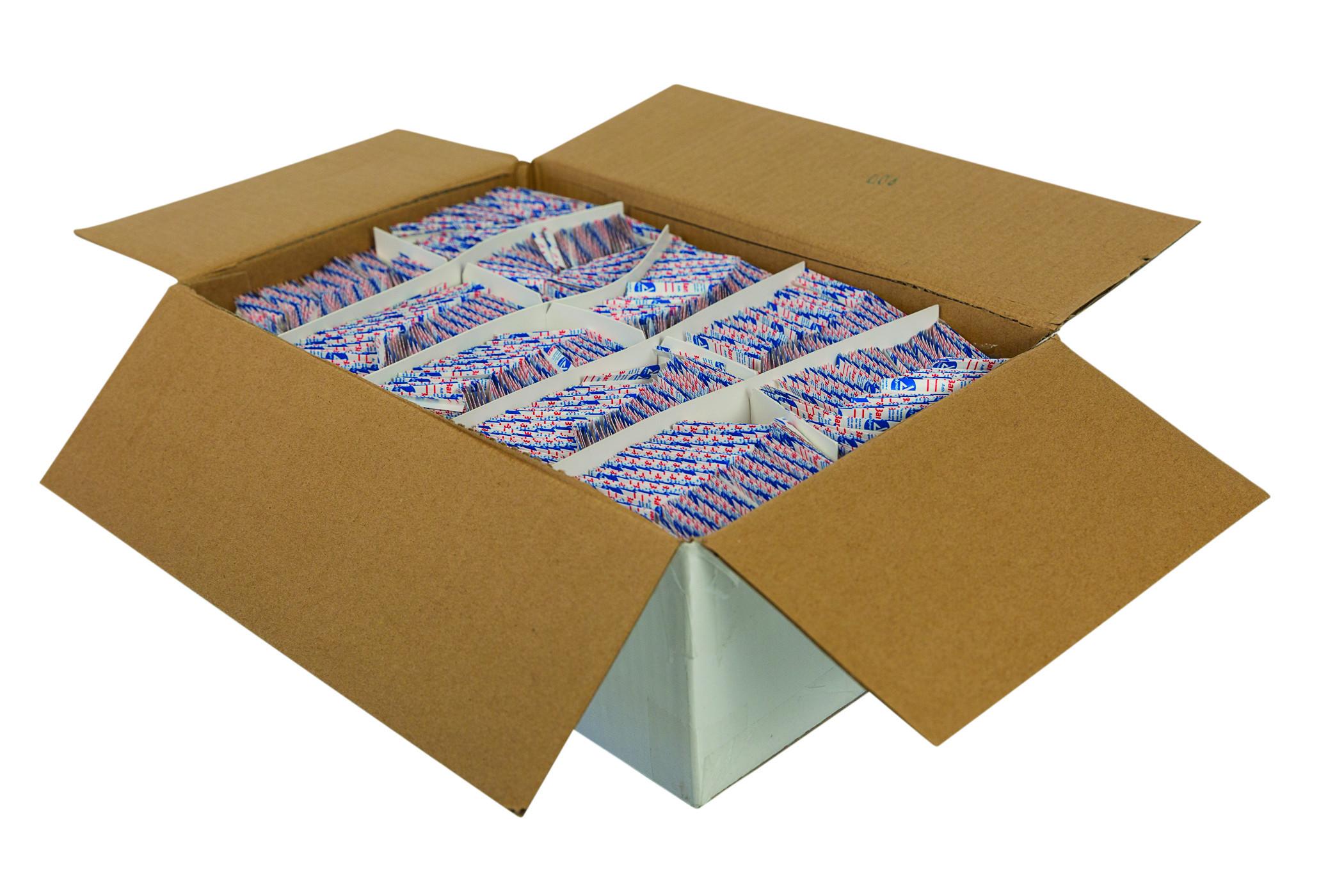 """1"""" x 3"""" Flexible Fabric Bandages, 1300/Case"""