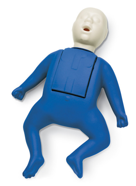 CPR Prompt® Infant Manikin (Blue)