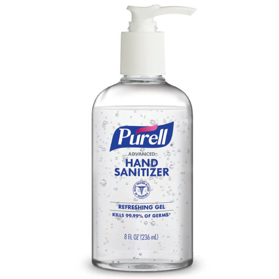 Purell® Advanced Hand Sanitizer 8 Oz