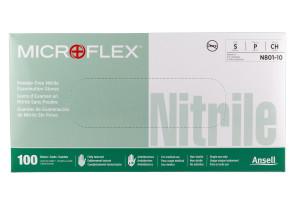 Microflex® Premium Nitrile Gloves, Small, 10 Boxes per Case
