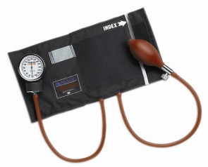 Latex-Free Professional Sphygmomanometer with Child Cuff