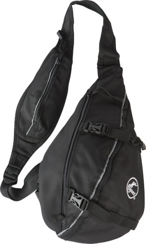 Messenger Pack, Black