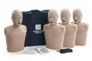 Prestan Child Manikin 4-Pack