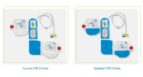 Zoll® AED Plus® Adult CPR-D Padz™