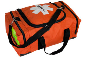 First Responder Bag, Orange