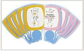 Infant/Child Training Electrodes for LifePak AEDs
