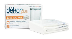 Dekor Plus Refill Bags, Pack of 2