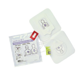 Zoll® AED Plus® Pediatric Pedi-Padz™ II