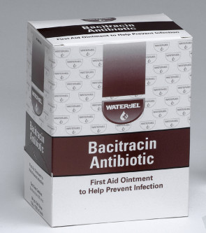 Bacitracin Zinc Ointment Foil Packs, 144/Box