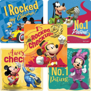 Disney Super Patient Stickers, 75/Roll