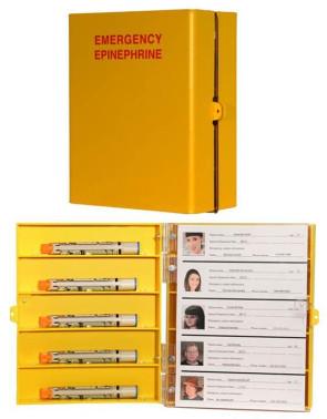 Epinephrine Emergency Cabinet
