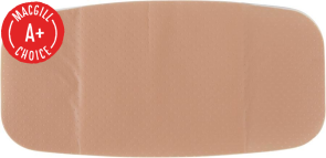 "Extra Large 2"" x 4"" Plastic Bandages, 1000/Case"