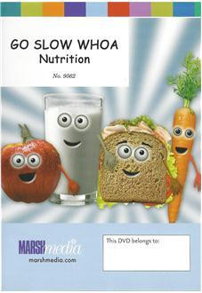 Go Slow Whoa-Nutrition DVD