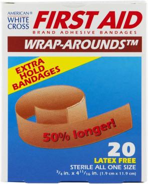 Wrap Around Bandage, 20/Box