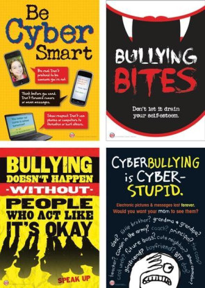 Bully Free Poster Set