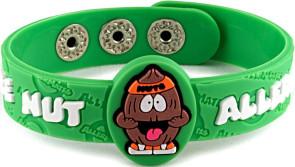 """Nutso"" Tree Nut Allergy Wristband"