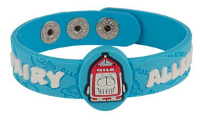 """Pint"" Dairy Allergy Wristband"