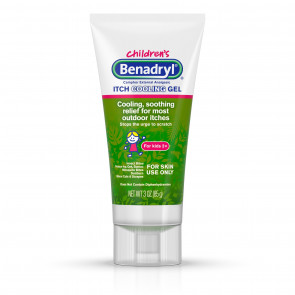 Childrens Benadryl Anti-Itch Gel, 3 Oz
