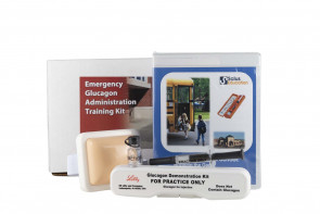 Emergency Glucagon Administration Training Kit