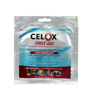 """CELOX™ 8"""" x 8"""" Gauze Pad"""