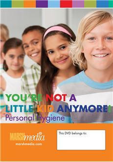 You're Not a Little Kid Anymore! Personal Hygiene DVD
