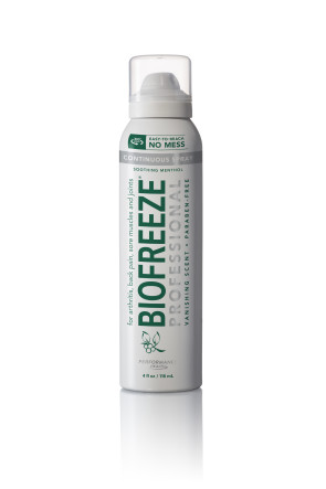 BioFreeze Continuous Spray, 4 Oz