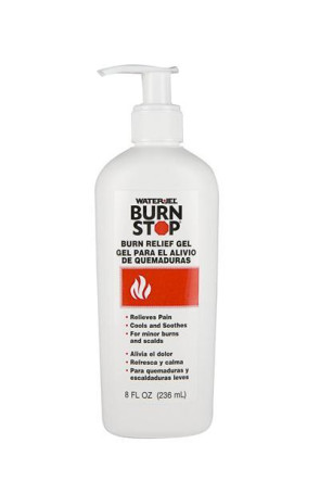 Water Jel® Burn Stop, 8 Oz