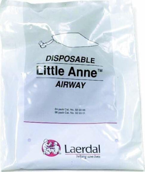 Disposable Airways, 24/Pack