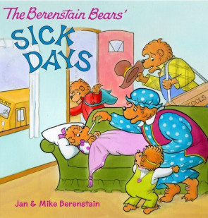 Berenstain Bears Sick Days
