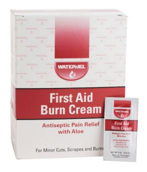 First Aid Cream w/Aloe Vera, 144 Foil Packs/Box