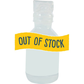 (Out of Stock) Irrigate Eye Wash, 4 Oz Snap Off Bottle