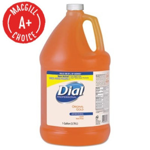 Dial® Liquid Soap, Gallon Refill