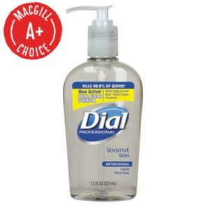 Dial® Liquid Soap for Sensitive Skin, 7.5 Oz. Pump
