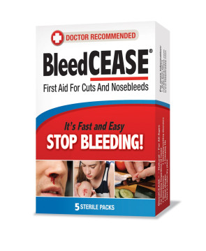 BleedCEASE 5/Pack