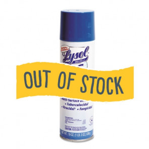 (Out of Stock) Lysol® I.C. Disinfectant Spray, 19 Oz.