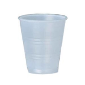 5 Oz Clear Plastic Drinking Cups, 2000/Case