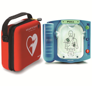 Philips® OnSite AED with Standard Carrying Case