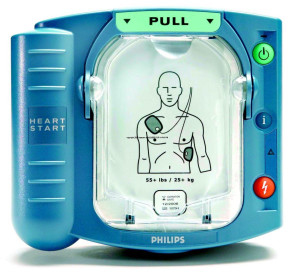Philips® OnSite AED with Slim Carrying Case
